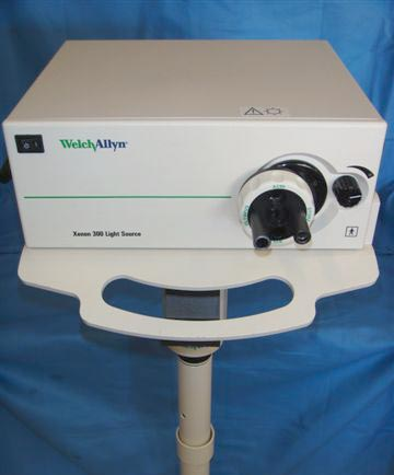 Welch Allyn Xenon 300 Light Source